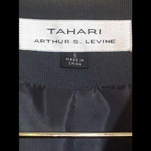 Tahari Dresses - Tahari Double Breasted Gray Suit, size 6